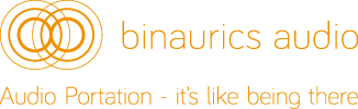 Binaurics Audio