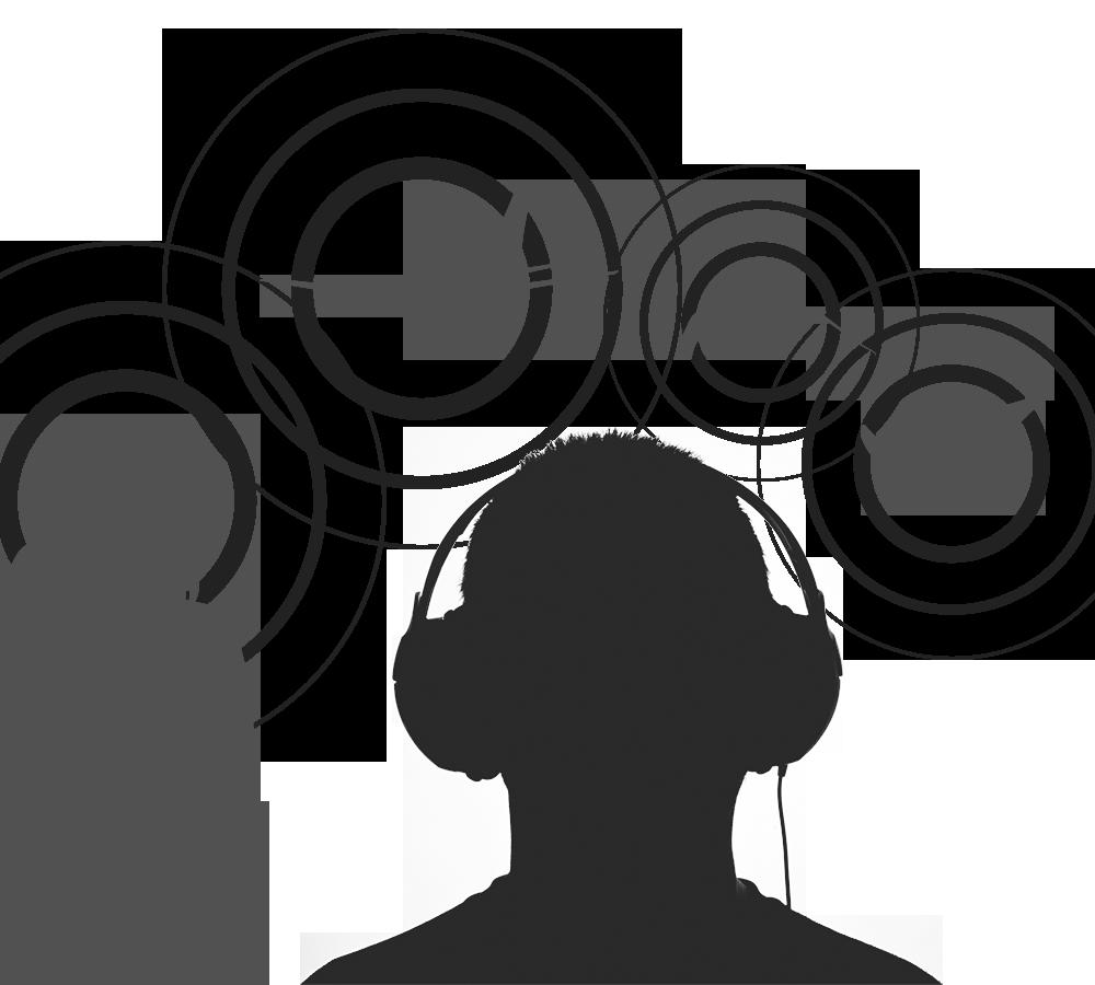 Binaurics Audio lässt Sie eintauchen in die reale Audio-Welt.